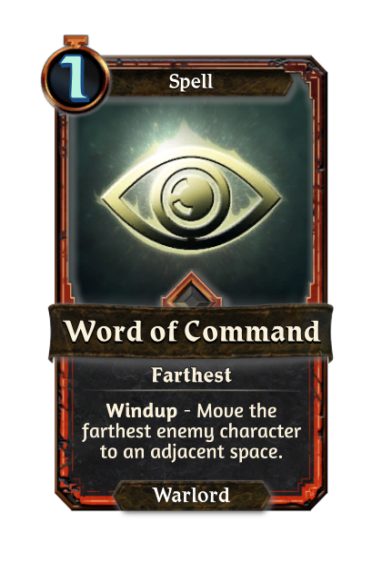 Word of Command