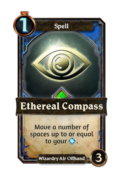 Ethereal Compass