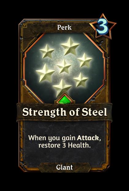 Strength of Steel