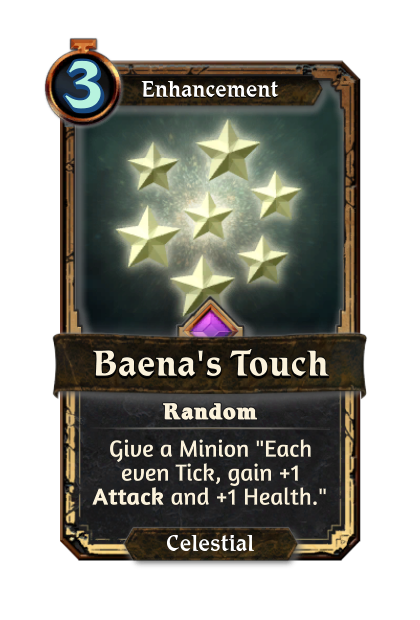 Baena's Touch