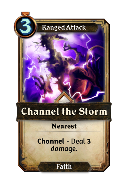 Channel the Storm