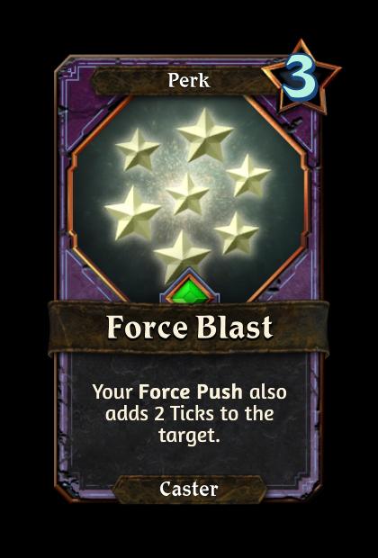 Force Blast
