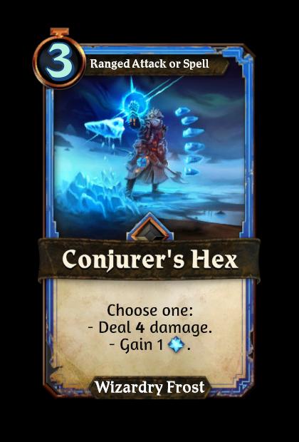 Conjurer's Hex