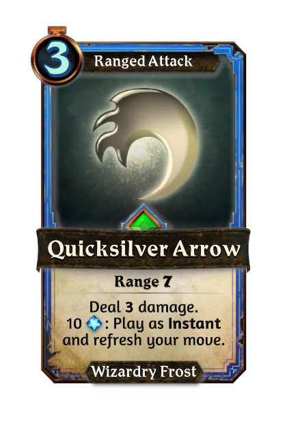 Quicksilver Arrow