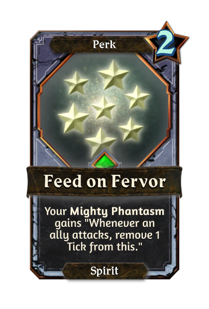 Feed on Fervor