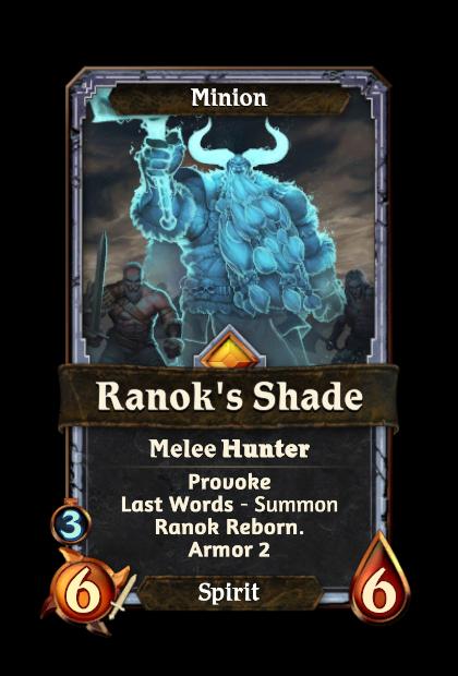 Ranok's Shade