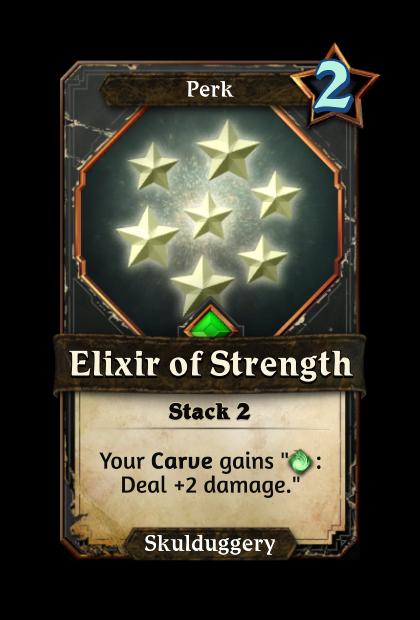 Elixir of Strength