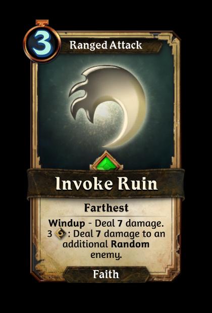 Invoke Ruin