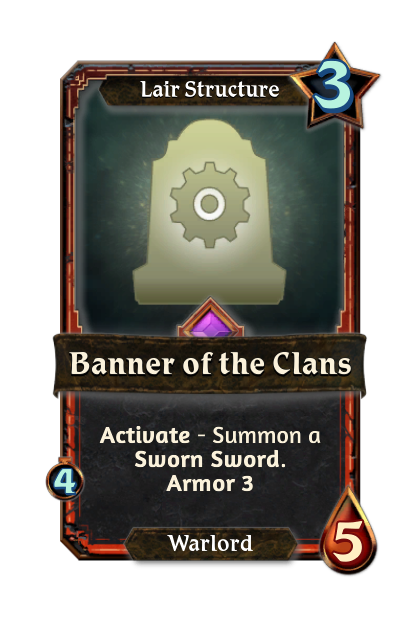Banner of the Clans