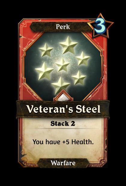 Veteran's Steel