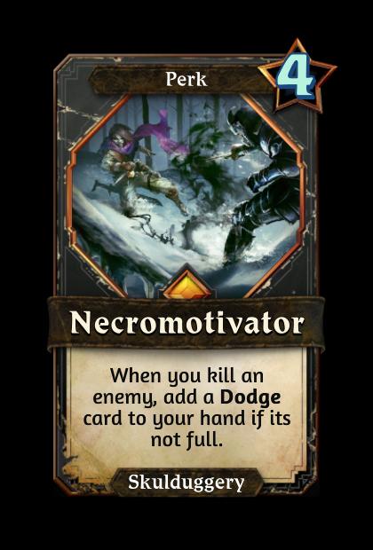 Necromotivator