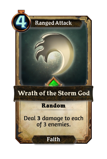 Wrath of the Storm God