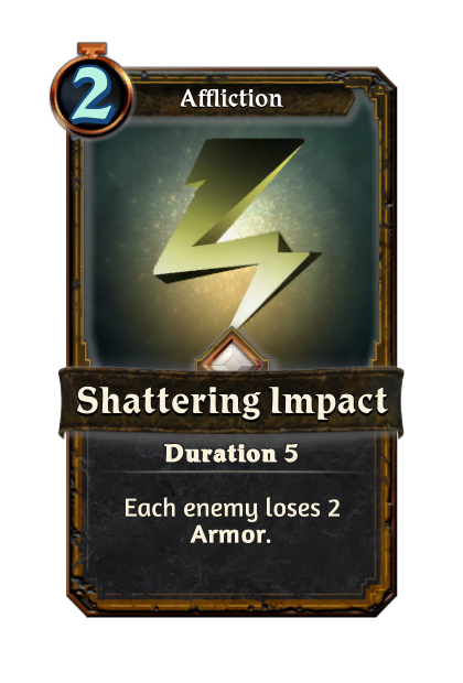 Shattering Impact