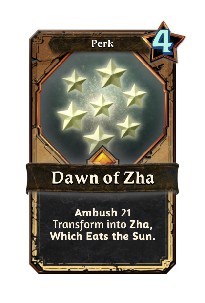 Dawn of Zha