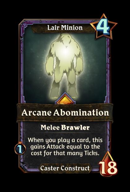 Arcane Abomination