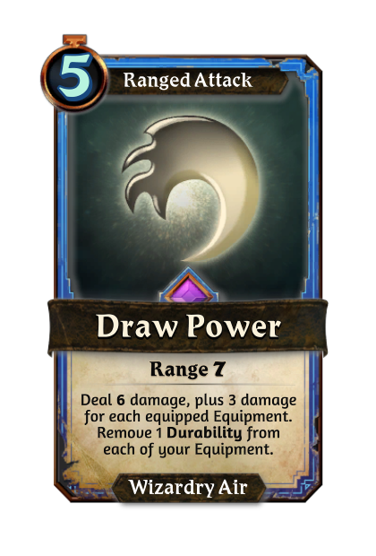 Draw Power