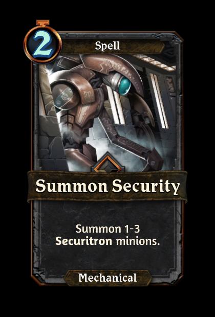 Summon Security