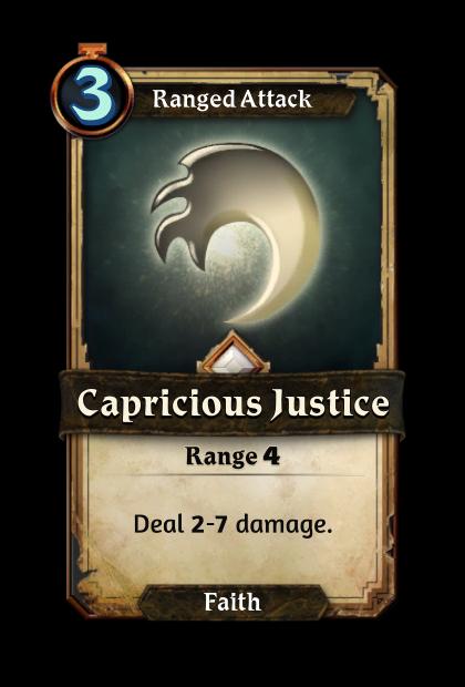 Capricious Justice
