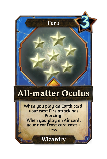 All-Matter Oculus