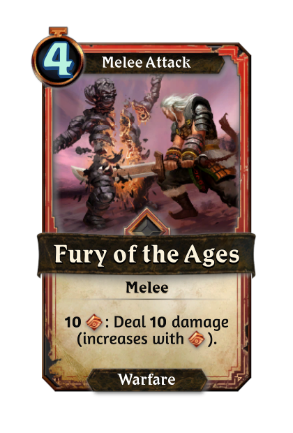 Fury of the Ages