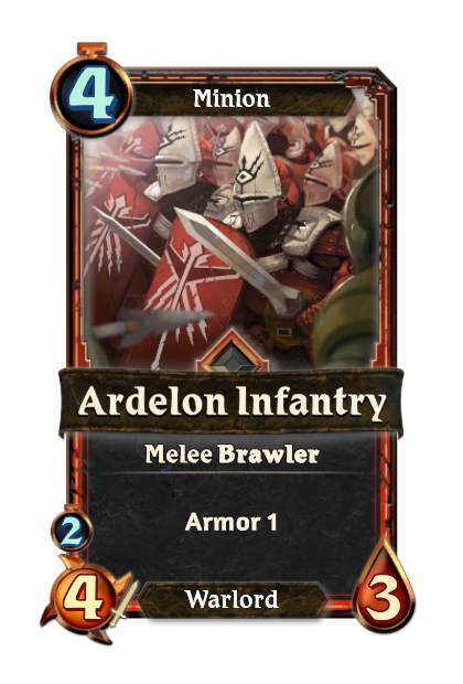 Ardelon Infantry