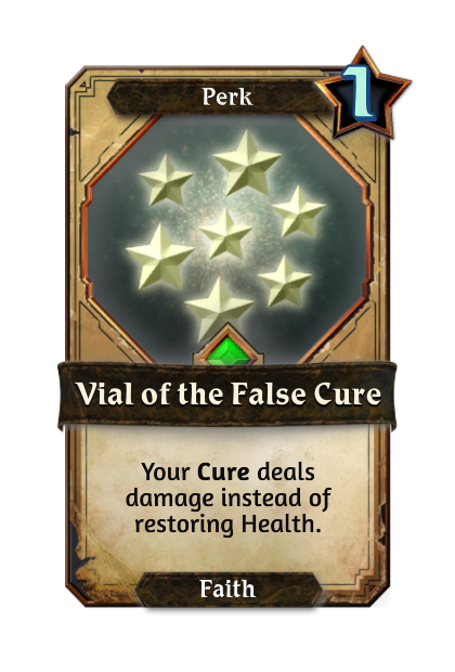 Vial of the False Cure
