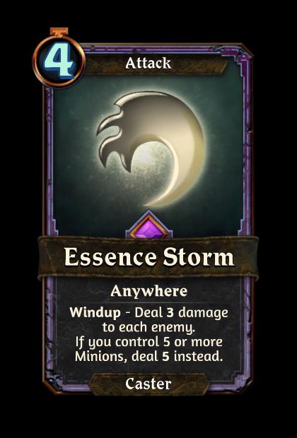 Essence Storm