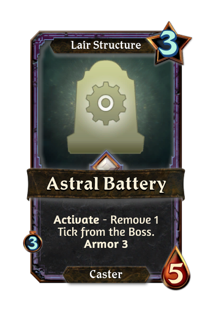 Astral Battery