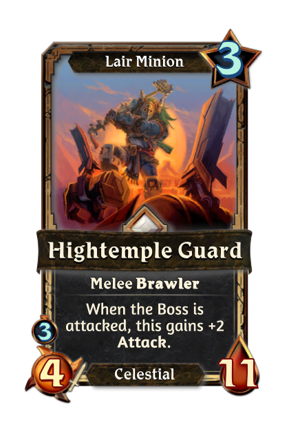 Hightemple Guard