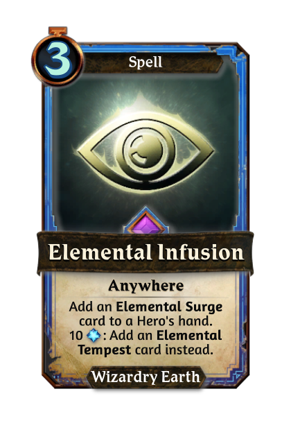 Elemental Infusion