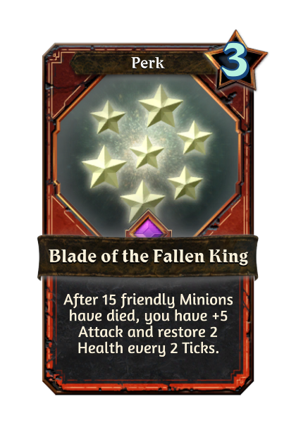 Blade of the Fallen King