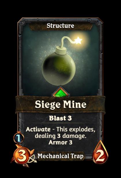 Siege Mine