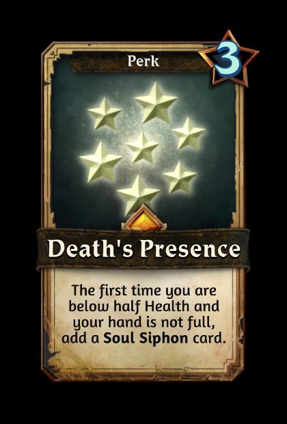 Death's Presence