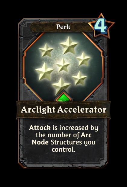 Arclight Accelerator
