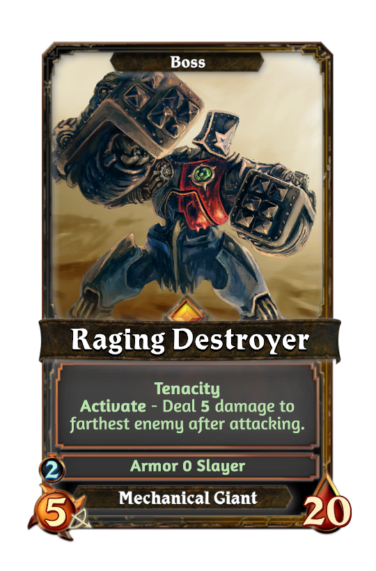Raging Destroyer