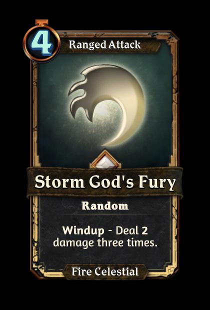Storm God's Fury