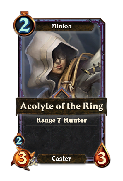 Acolyte of the Ring