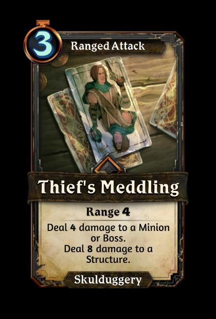 Thief's Meddling
