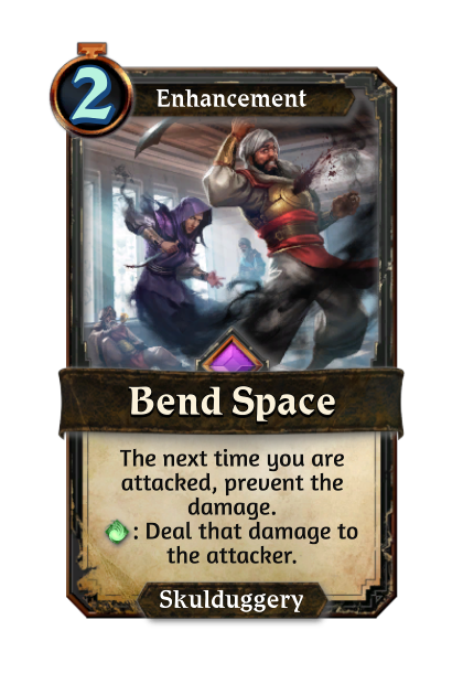Bend Space