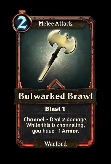 Bulwarked Brawl