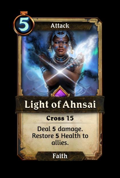 Light of Ahnsai