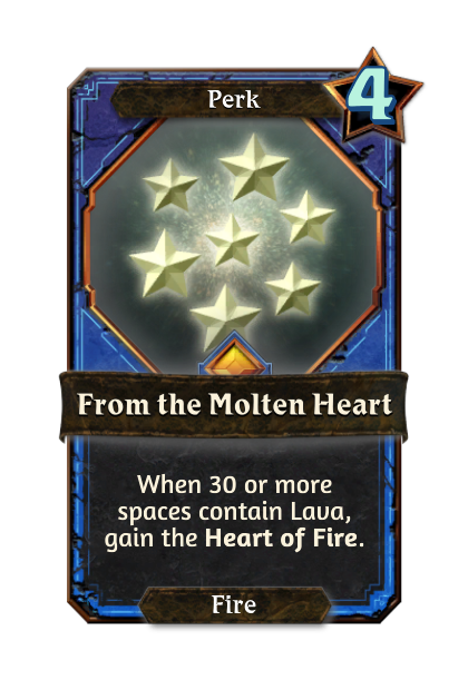 From the Molten Heart