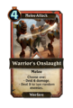 LAB-O-WAR19 WarriorsOnslaught.png