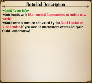 In-game Tooltip