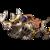 Bone Rhinoceros