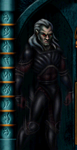 The Wraith Armor in Blood Omen: Legacy of Kain.
