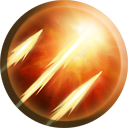 The Blinding Shot icon as it appears in Nosgoth.