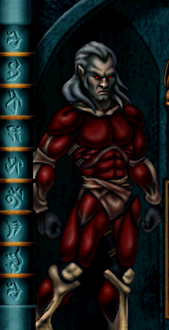 The Flesh Armor in Blood Omen: Legacy of Kain.