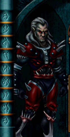 The Chaos Armor in Blood Omen: Legacy of Kain.