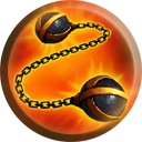 The Bola icon as it appears in Nosgoth.